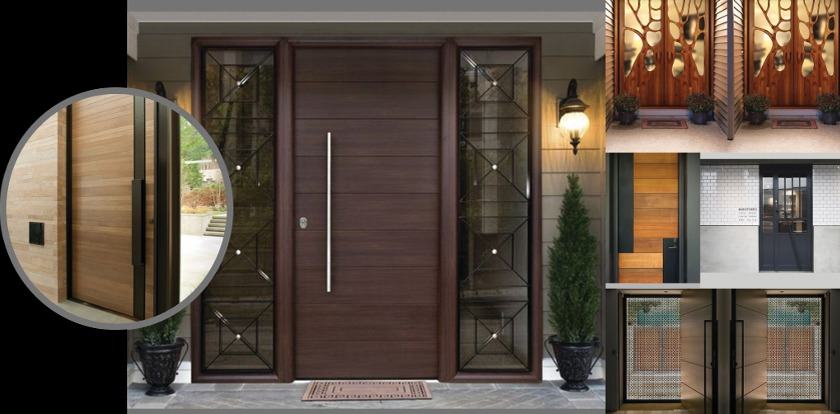 Nice Door Is A Welcoming Element Of Each Room / House / Office / All Places. So,  Door Design Do Matters To Judge About The Inner Property.